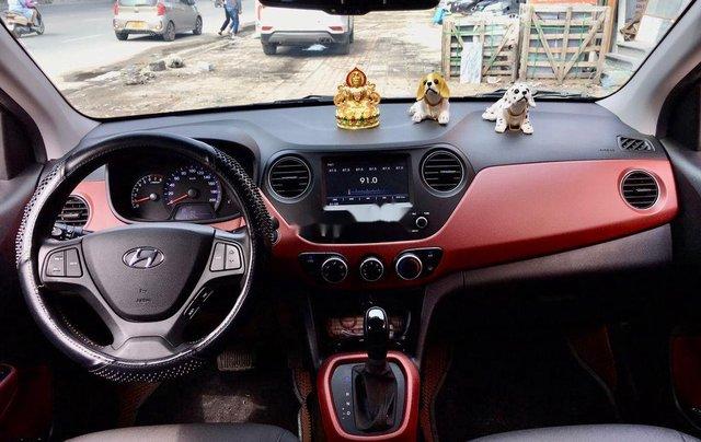 Cần bán lại xe Hyundai Grand i10 đời 2019, màu đỏ4