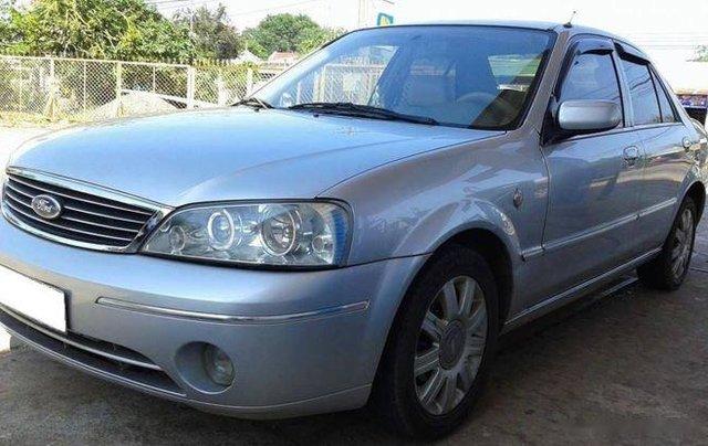 Bán Ford Laser sản xuất năm 2004, màu bạc còn mới giá cạnh tranh1