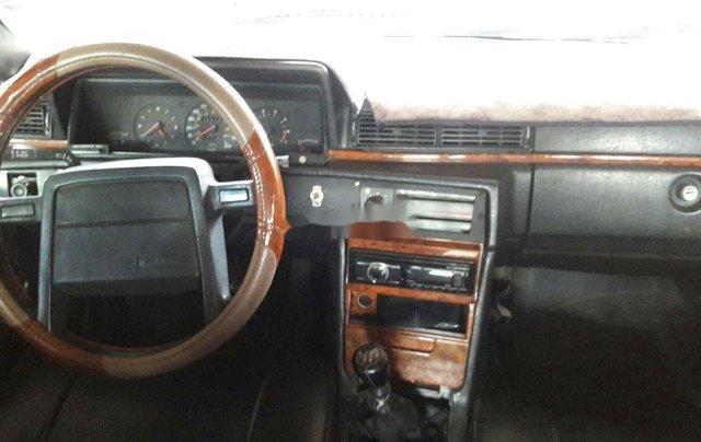 Bán lại xe Volvo 740 sản xuất 1985, màu bạc, nhập khẩu  7