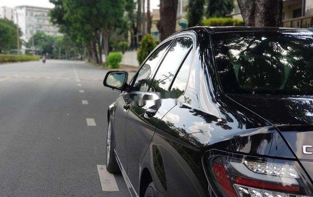 Cần bán lại xe Mercedes C200K năm sản xuất 2007, màu đen4