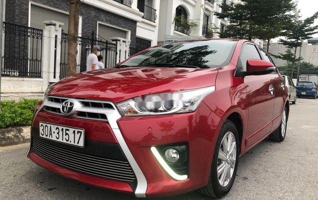 Bán nhanh chiếc Toyota Yaris sản xuất năm 2014, xe nhập, giá mềm2