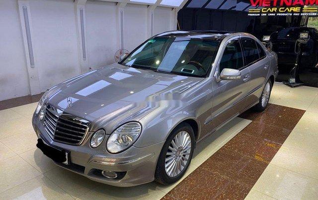 Cần bán Mercedes-Benz E250 sản xuất 2008, nhập khẩu, chính chủ sử dụng0