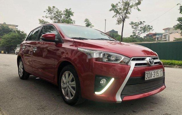 Bán nhanh chiếc Toyota Yaris sản xuất năm 2014, xe nhập, giá mềm1