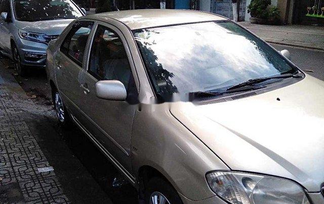 Cần bán xe Toyota Vios năm sản xuất 2003, giá chỉ 140 triệu0
