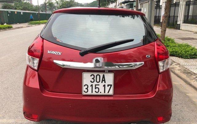 Bán nhanh chiếc Toyota Yaris sản xuất năm 2014, xe nhập, giá mềm10