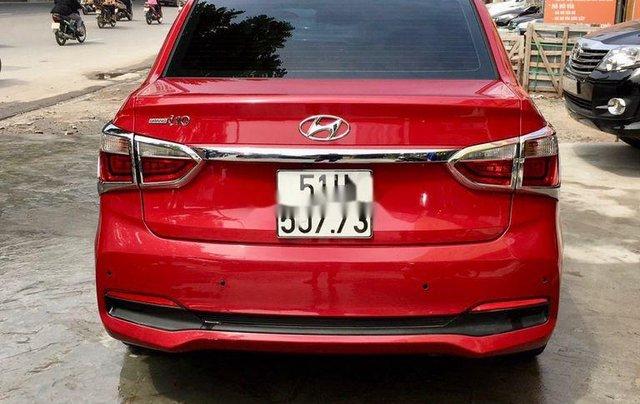 Cần bán lại xe Hyundai Grand i10 đời 2019, màu đỏ1