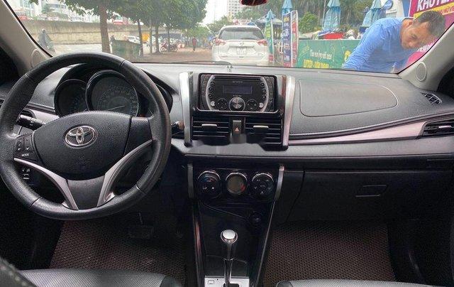 Cần bán lại xe Toyota Vios G sản xuất năm 2015, xe giá thấp, động cơ ổn định6