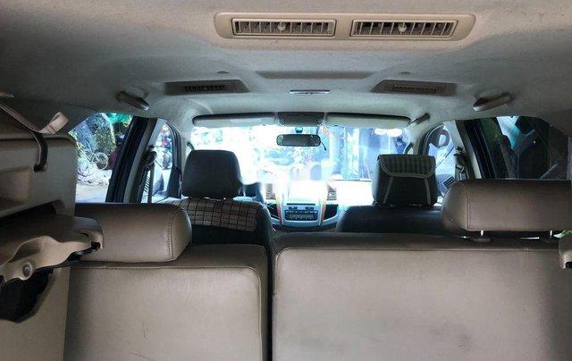 Cần bán xe Toyota Fortuner 2009, màu bạc, xe nhập7