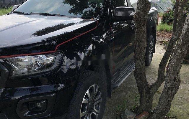 Bán Ford Ranger đời 2018, màu đen, nhập khẩu3