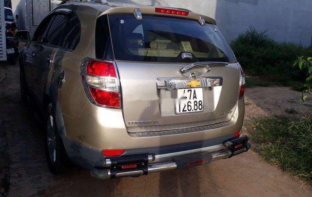 Bán Chevrolet Captiva đời 2008 xe gia đình, 240tr3