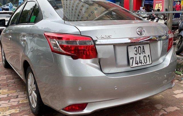 Cần bán lại xe Toyota Vios G sản xuất năm 2015, xe giá thấp, động cơ ổn định2