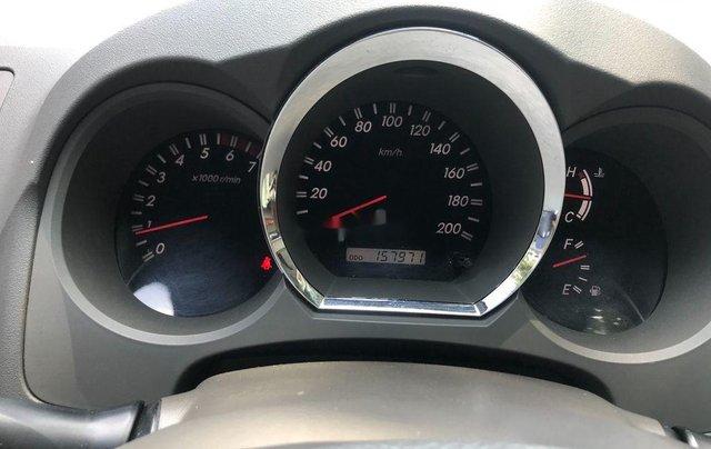 Cần bán xe Toyota Fortuner 2009, màu bạc, xe nhập2