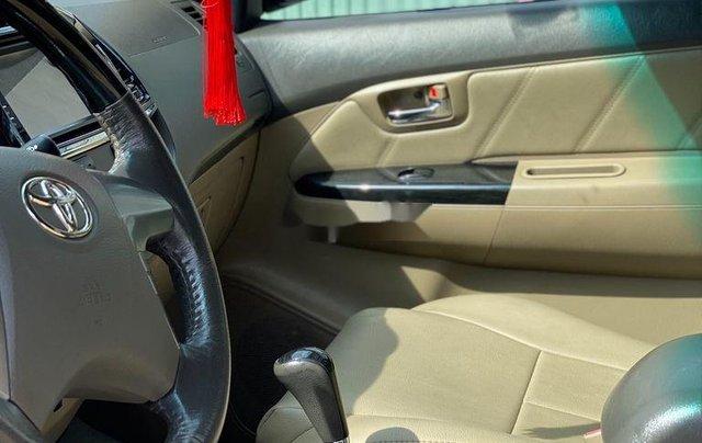 Bán ô tô Toyota Fortuner sản xuất năm 2013, màu xám chính chủ, 560tr6