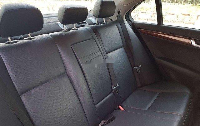 Cần bán lại xe Mercedes C200K năm sản xuất 2007, màu đen7