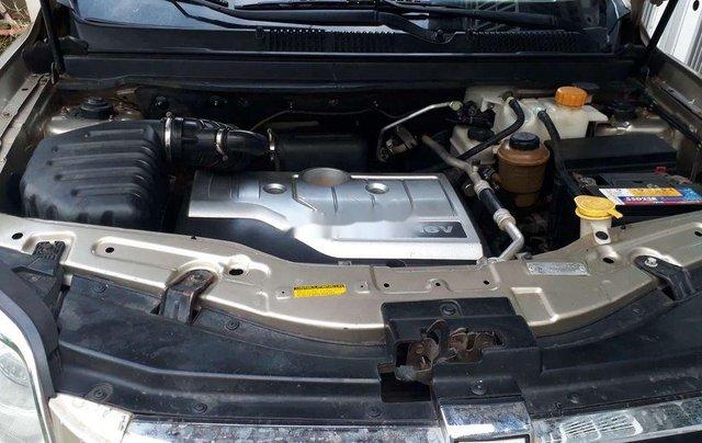 Bán Chevrolet Captiva đời 2008 xe gia đình, 240tr9