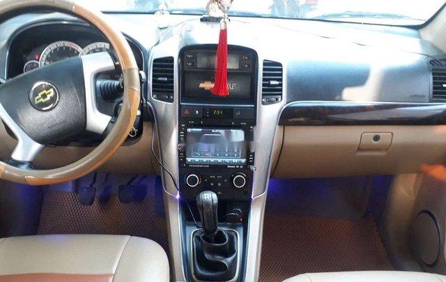 Bán Chevrolet Captiva đời 2008 xe gia đình, 240tr2