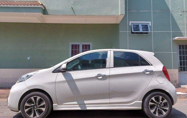 Cần bán gấp Kia Morning sản xuất 2016, màu trắng, nhập khẩu1