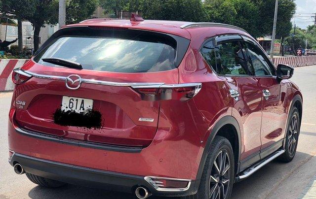 Bán gấp với giá ưu đãi nhất chiếc Mazda CX 5 năm sản xuất 2018, xe còn mới2