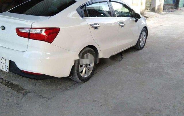 Cần bán lại xe Kia Rio đời 2016, màu trắng, nhập khẩu Hàn Quốc 6