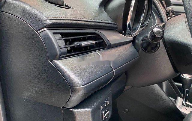 Cần bán lại xe Toyota Vios G sản xuất năm 2015, xe giá thấp, động cơ ổn định11