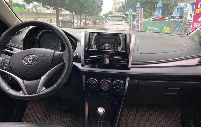 Cần bán lại xe Toyota Vios G sản xuất năm 2015, xe giá thấp, động cơ ổn định9