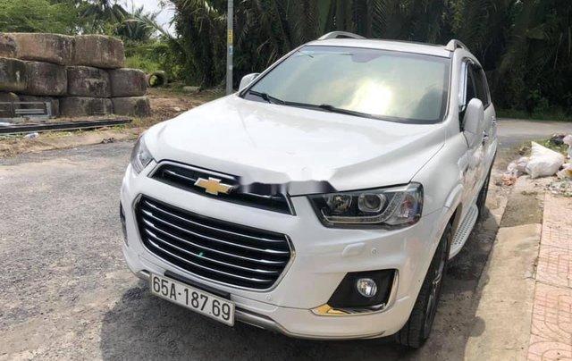 Cần bán nhanh chiếc Chevrolet Captiva năm sản xuất 2018, xe còn mới1