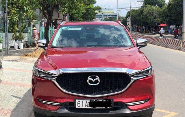 Bán gấp với giá ưu đãi nhất chiếc Mazda CX 5 năm sản xuất 2018, xe còn mới0