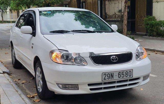 Bán Toyota Corolla Altis năm sản xuất 2005 còn mới3