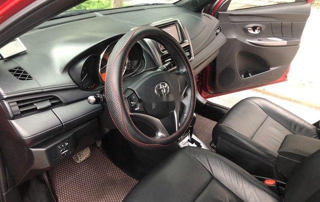 Bán nhanh chiếc Toyota Yaris sản xuất năm 2014, xe nhập, giá mềm4