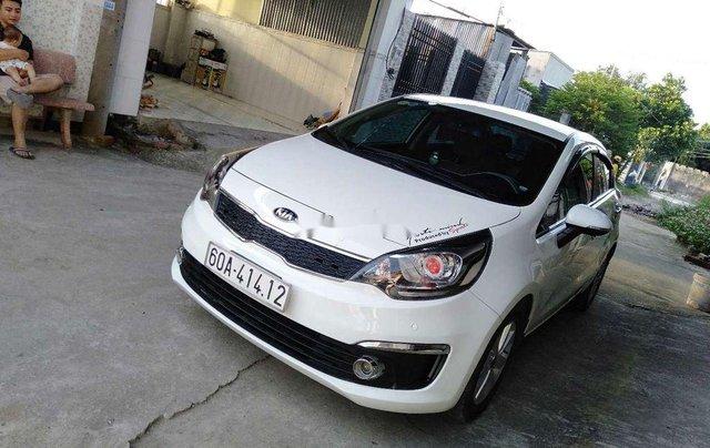 Cần bán lại xe Kia Rio đời 2016, màu trắng, nhập khẩu Hàn Quốc 2
