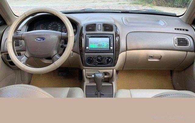 Bán Ford Laser sản xuất năm 2004, màu bạc còn mới giá cạnh tranh3