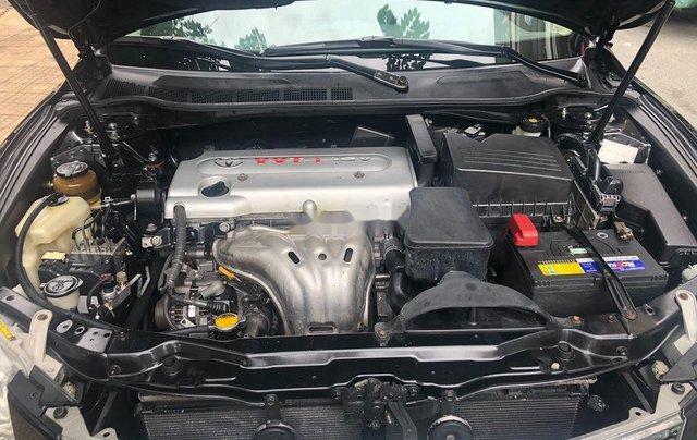 Bán Toyota Camry 2009, màu đen xe gia đình8