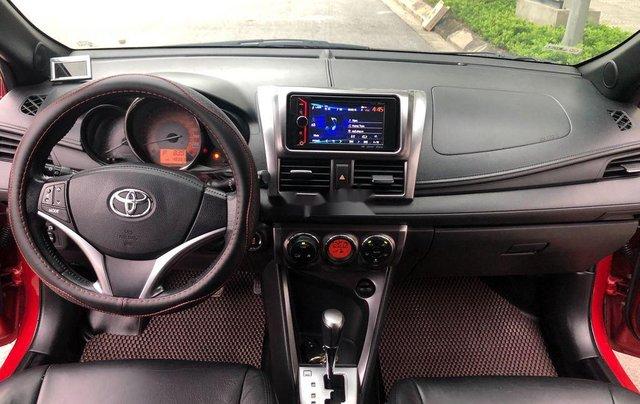 Bán nhanh chiếc Toyota Yaris sản xuất năm 2014, xe nhập, giá mềm5