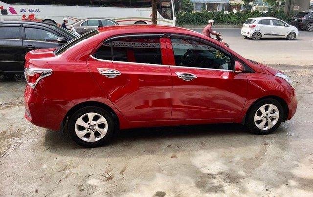 Cần bán lại xe Hyundai Grand i10 đời 2019, màu đỏ3