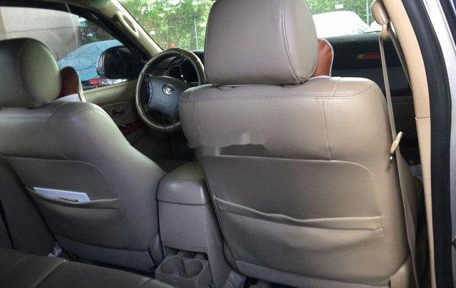 Bán Toyota Fortuner 2010, màu bạc, giá chỉ 450 triệu7