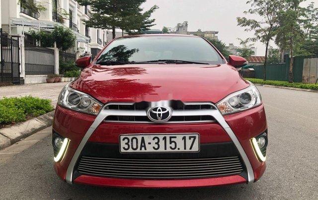 Bán nhanh chiếc Toyota Yaris sản xuất năm 2014, xe nhập, giá mềm0