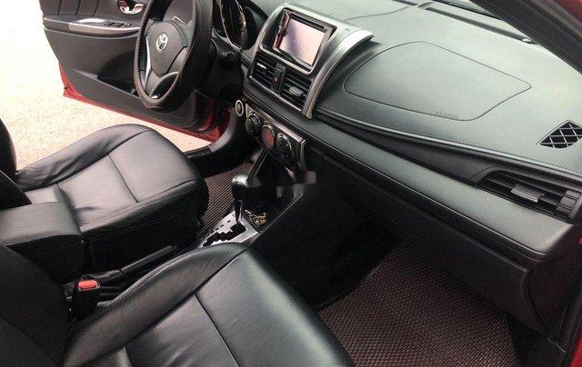 Bán nhanh chiếc Toyota Yaris sản xuất năm 2014, xe nhập, giá mềm6