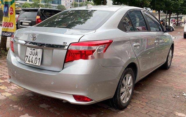 Cần bán lại xe Toyota Vios G sản xuất năm 2015, xe giá thấp, động cơ ổn định3