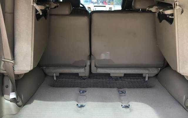 Cần bán xe Toyota Fortuner 2009, màu bạc, xe nhập6