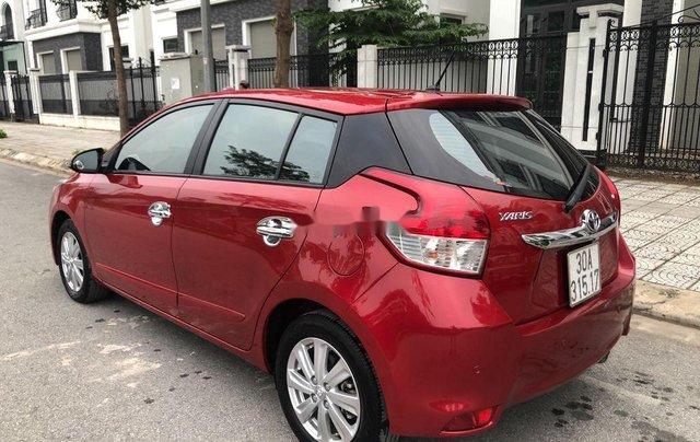 Bán nhanh chiếc Toyota Yaris sản xuất năm 2014, xe nhập, giá mềm9