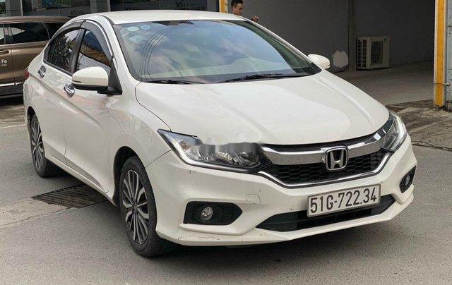 Bán Honda City CVT sản xuất năm 2018, xe một đời chủ giá thấp1