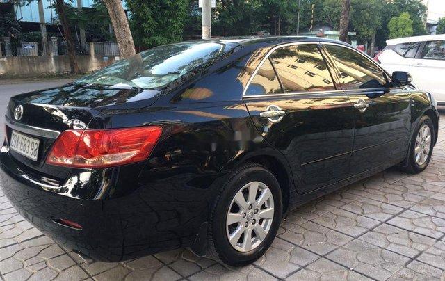 Chính chủ bán lại xe Toyota Camry sản xuất 2007, màu đen1