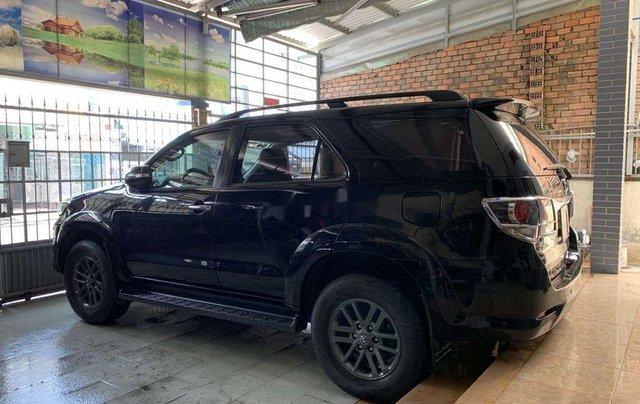 Cần bán lại xe Toyota Fortuner đời 2012, màu đen, nhập khẩu nguyên chiếc, giá chỉ 530 triệu1