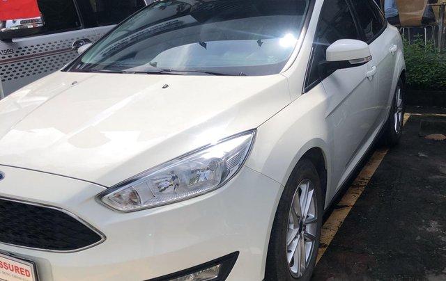 Cần bán xe Ford Focus đời 2018, màu trắng còn mới, giá tốt 545 triệu đồng0