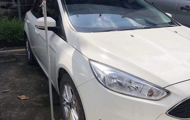 Cần bán xe Ford Focus đời 2018, màu trắng còn mới, giá tốt 545 triệu đồng1