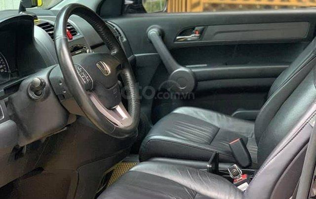 Bán Honda CR-V 2010 màu đen 2.4AT, tên tư nhân7