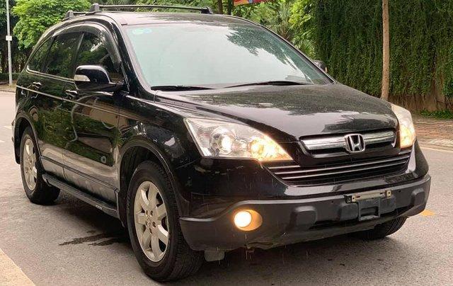 Bán Honda CR-V 2010 màu đen 2.4AT, tên tư nhân3