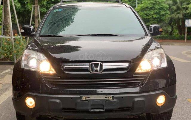Bán Honda CR-V 2010 màu đen 2.4AT, tên tư nhân1