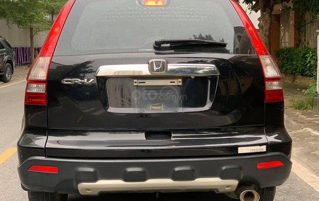 Bán Honda CR-V 2010 màu đen 2.4AT, tên tư nhân2