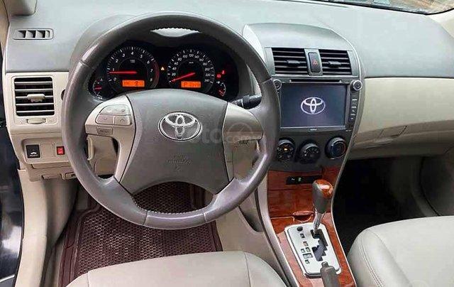 Bán Toyota Corolla Altis 2008, màu đen3
